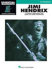 Jimi Hendrix: 15 Songs Arranged for Three or More Guitarists