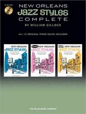 New Orleans Jazz Styles - Complete: All 15 Original Piano Solos Included