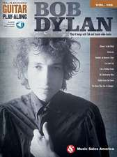Bob Dylan: Guitar Play-Along Volume 148