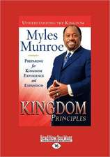 Kingdom Principles Trade Paper: Preparing for Kingdom Experience and Expansion