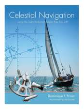 Celestial Navigation - Using the Sight Reduction Tables from Pub. No 249