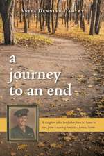 A Journey to an End