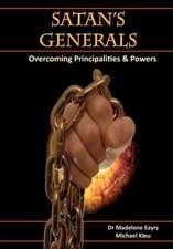 Satan's Generals