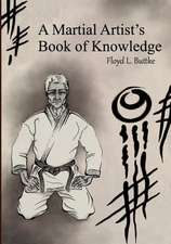 A Martial Artist's Book of Knowledge