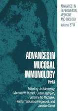 Advances in Mucosal Immunology: Part A