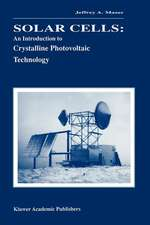 Solar Cells: An Introduction to Crystalline Photovoltaic Technology