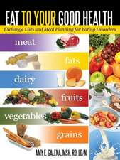 Eat to Your Good Health