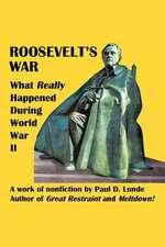 Roosevelt's War
