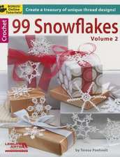 99 Snowflakes, Volume 2:  20 Quick & Easy Projects