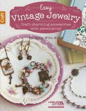 Easy Vintage Jewelry:  Mod Podge Basics