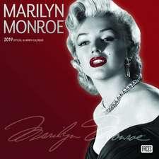 Marilyn Monroe 2019 Square Wall Calendar