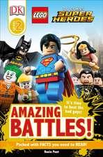 Lego DC Comics Super Heroes:  Amazing Battles!