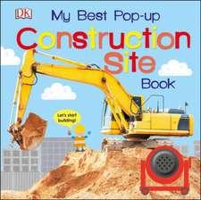 My Best Pop-Up Construction Site Book
