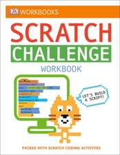 DK Workbooks: Scratch Challenge Workbook