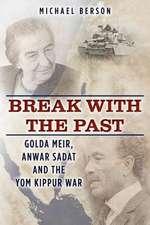Break with the Past