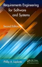 Requirements Engineering for Software and Systems, Second Edition:  Principles, Design, and Technology