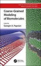 Coarse-Grained Modeling of Biomolecules