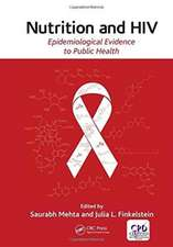 Nutrition and HIV: Epidemiological Evidence to Public Health