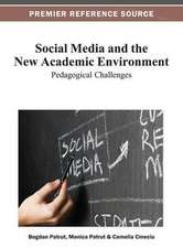 Social Media and the New Academic Environment