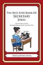 The Best Ever Book of Secretary Jokes