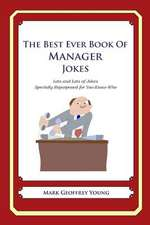 The Best Ever Book of Manager Jokes