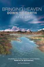 Bringing Heaven Down to Earth Book 1