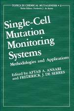 Single-Cell Mutation Monitoring Systems: Methodologies and Applications