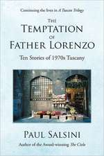 The Temptation of Father Lorenzo