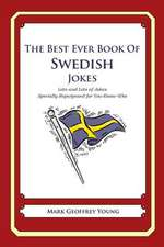 The Best Ever Book of Swedish Jokes