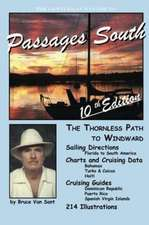 GENTLEMAN'S GUIDE TO PASSAGES SOUTH