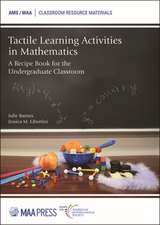 Tactile Learning Activities in Mathematics