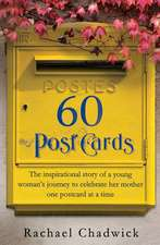 60 Postcards: Some people scatter ashes. She scattered words.