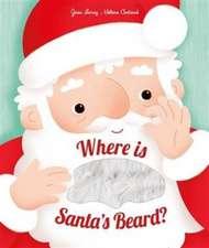 Where is Santa's Beard?: A novelty lift-the-flap book