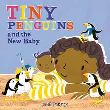 Tiny Penguins and the New Baby