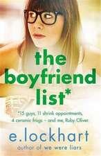 Ruby Oliver 01: The Boyfriend List