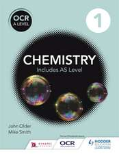 OCR A Level Chemistry Student