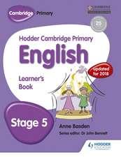 HODDER CAMBRIDGE PRIMARY ENGLI