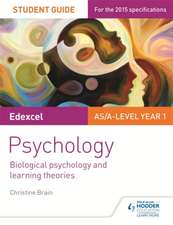 Brain, C: Edexcel Psychology Student Guide 2: Biological Psy