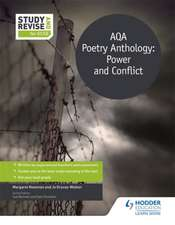Study and Revise for GCSE: AQA Poetry Anthology: Power and Conflict