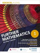 Edexcel A Level Further Mathematics Core Year 1 (AS)