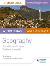 WJEC/Eduqas AS/A-Level Geography Student Guide 1: Changing L