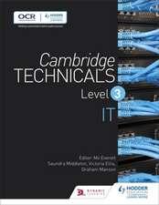 Cambridge Technicals Level 3 IT
