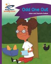 Reading Planet - Odd One Out - Purple: Comet Street Kids
