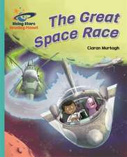 Reading Planet - The Great Space Race - Turquoise: Galaxy