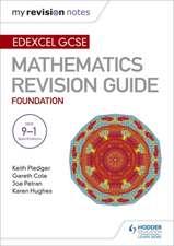 Edexcel GCSE Maths Foundation: Mastering Mathematics Revision Guide
