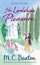 Beaton, M: His Lordship's Pleasure