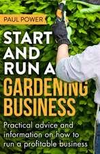 Start and Run a Gardening Business, 3rd Edition:  Mistress of Beauty