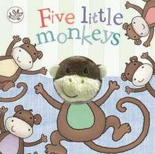 Little Learners Five Little Monkeys