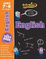 KS2 Age 7-9 English
