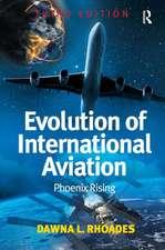 Evolution of International Aviation